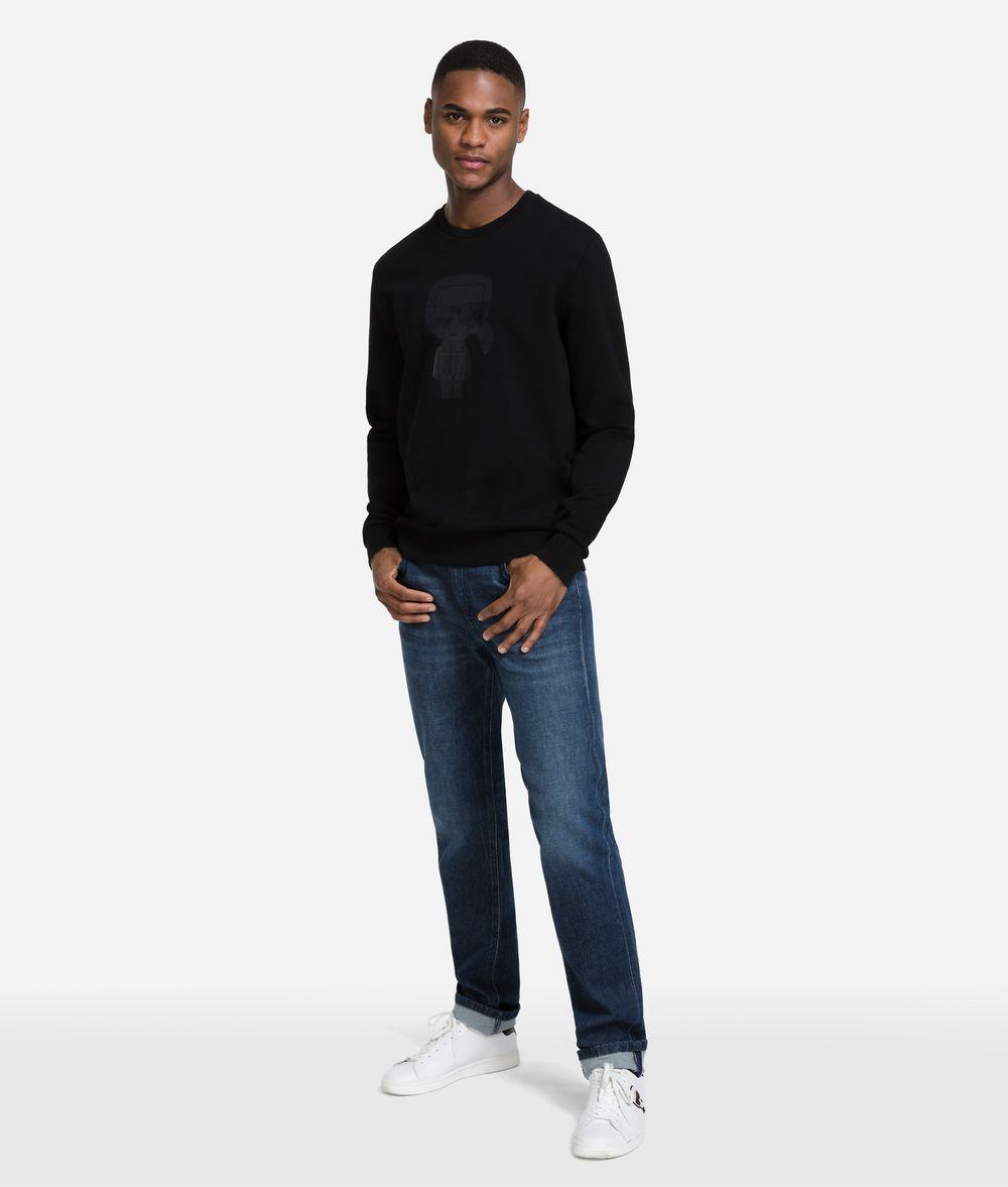 KARL LAGERFELD K/Ikonik Outline Sweatshirt Sweatshirt Man f