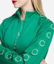 KARL LAGERFELD Circle Logo Tape Zip-Up Sweat Jacket 9_f