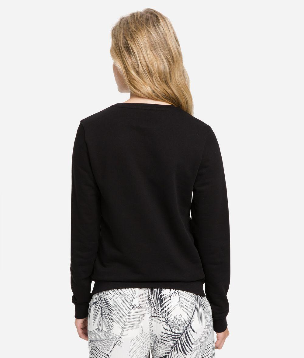 KARL LAGERFELD K/Karlifornia Logo Sweatshirt Sweatshirt Woman d