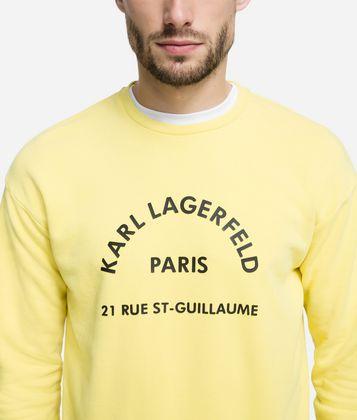 KARL LAGERFELD RUE LAGERFELD SWEATSHIRT