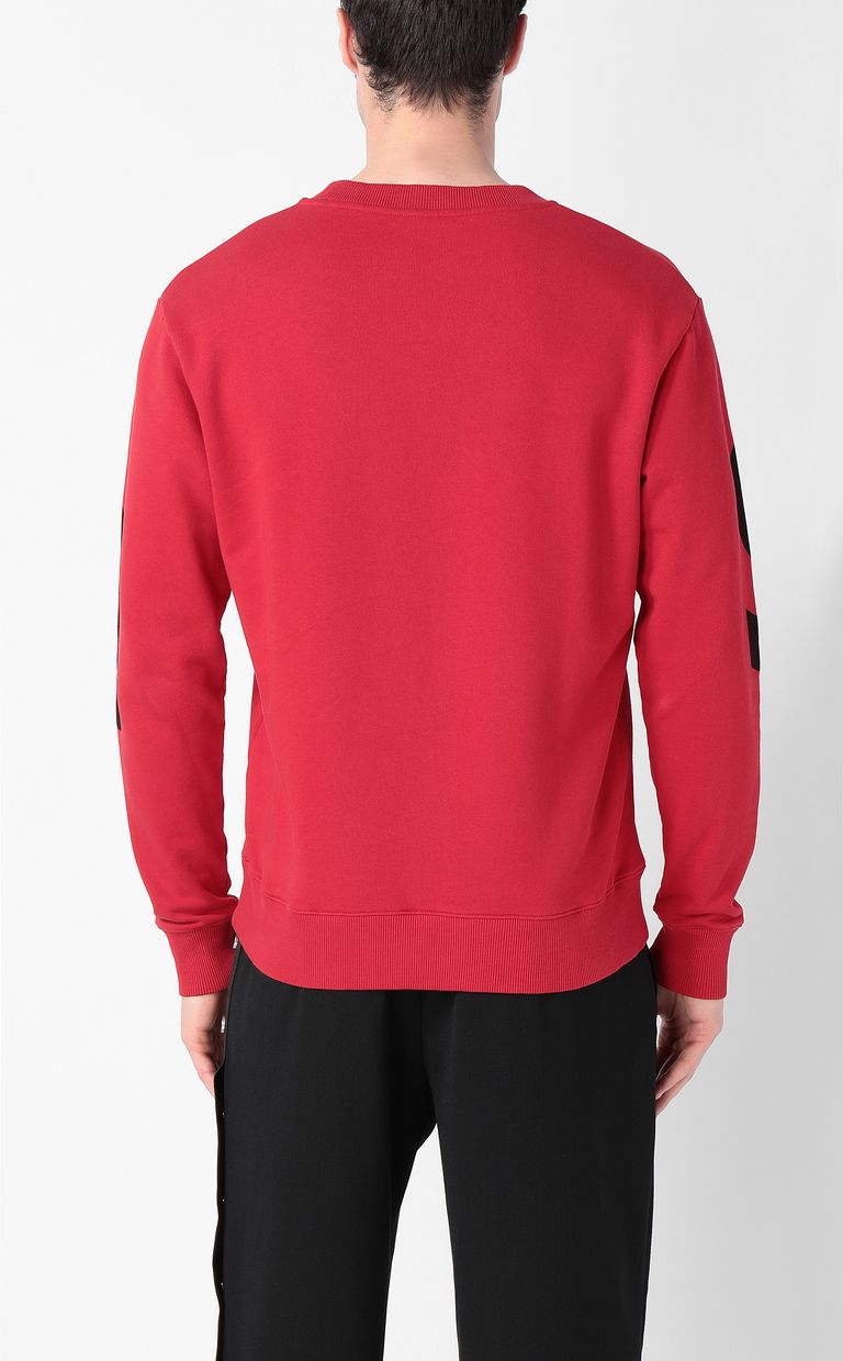JUST CAVALLI Sweatshirt with STCA logo Sweatshirt Man a