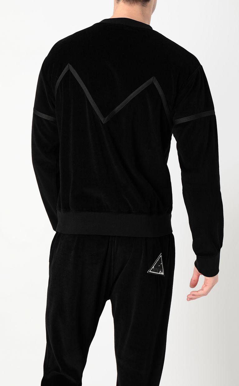JUST CAVALLI Sweatshirt with Just logo Sweatshirt Man a
