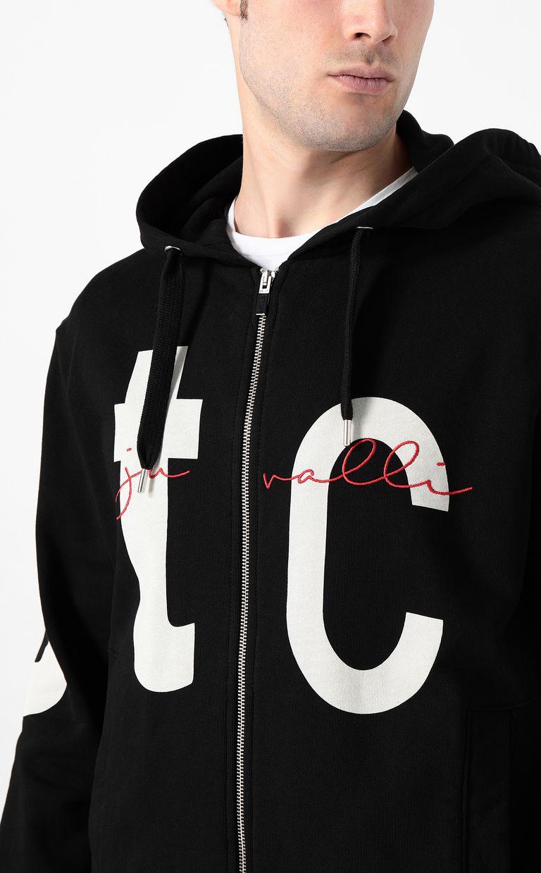 "JUST CAVALLI Sweatshirt with ""STCA"" logo Sweatshirt Man e"
