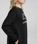 KARL LAGERFELD RUE ST GUILLAUME SWEATER DRESS