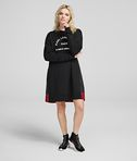 KARL LAGERFELD RUE ST GUILLAUME SWEATER DRESS