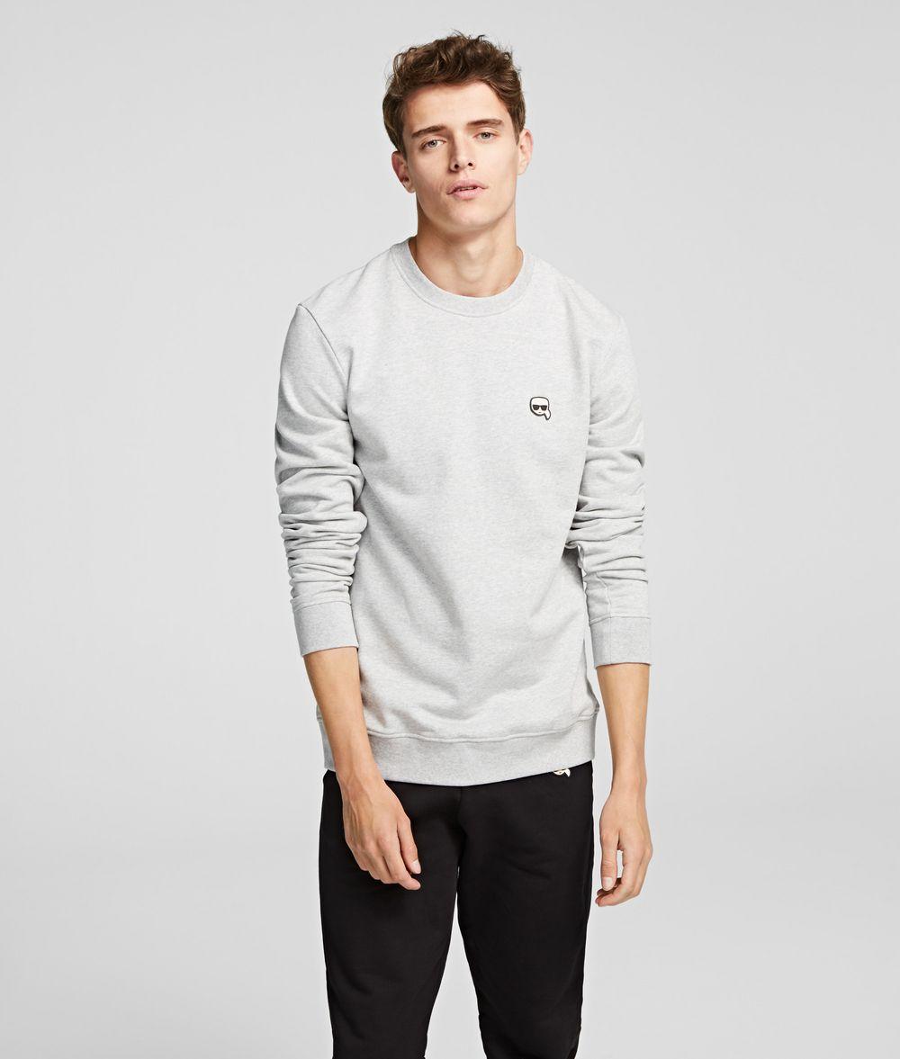 KARL LAGERFELD K/Ikonik Sweatshirt Sweatshirt Man f