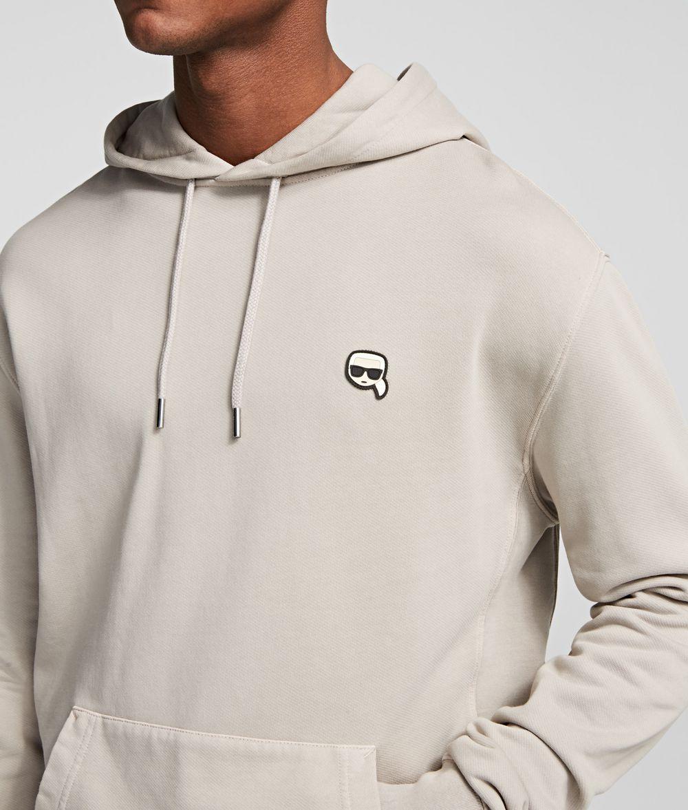 KARL LAGERFELD K/Ikonik Hoodie Sweatshirt Man d