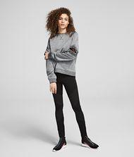KARL LAGERFELD Cut-Out Sleeve Sweatshirt 9_f