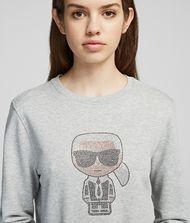 KARL LAGERFELD K/Ikonik Rhinestone Sweatshirt 9_f