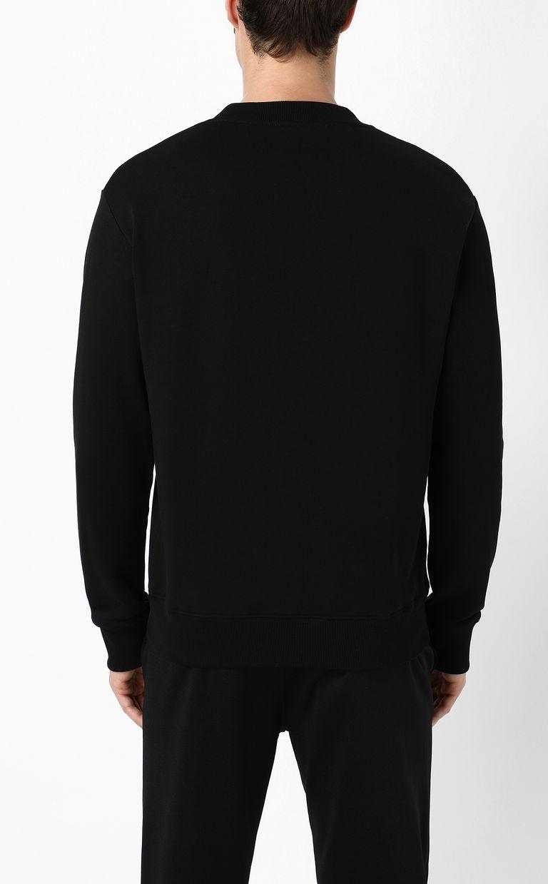 JUST CAVALLI Astral tiger sweatshirt Sweatshirt Man a