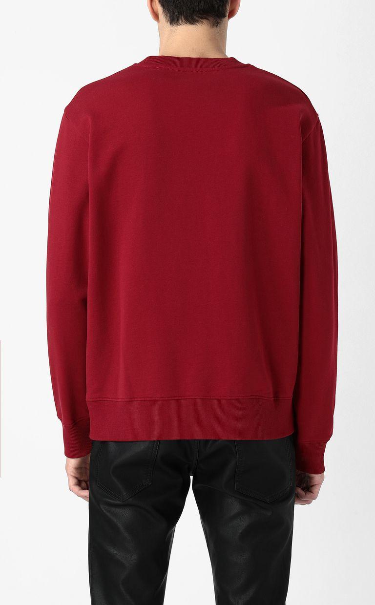 JUST CAVALLI Sweatshirt with logo Sweatshirt Man a
