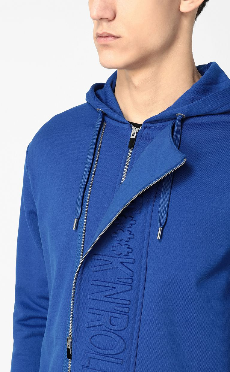JUST CAVALLI Hooded sweatshirt Sweatshirt Man e