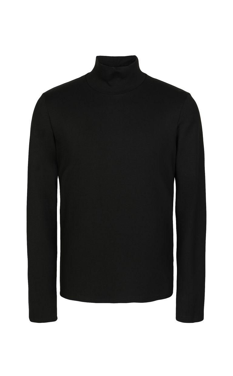 JUST CAVALLI Long-sleeve t-shirt with logo Sweatshirt Man f
