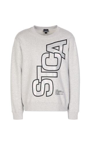 JUST CAVALLI Long sleeve sweater Man Pullover with logo f