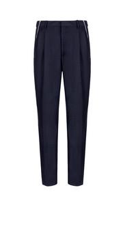 BALENCIAGA Pants U Balenciaga Two Pleats Zipped Pants e
