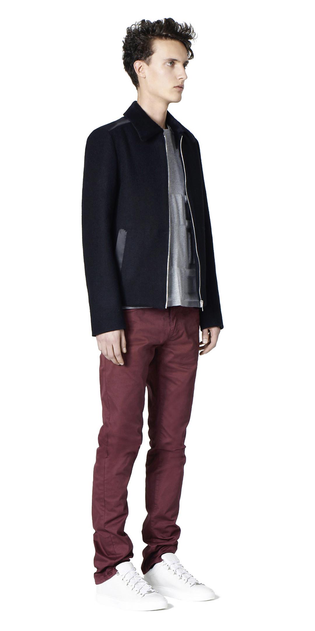 BALENCIAGA Balenciaga Slim Pants Pants U f