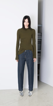 BALENCIAGA Pantalons D Jean Boyish f