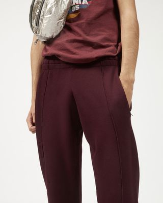 ISABEL MARANT TROUSER Man DRYAM knit trousers r