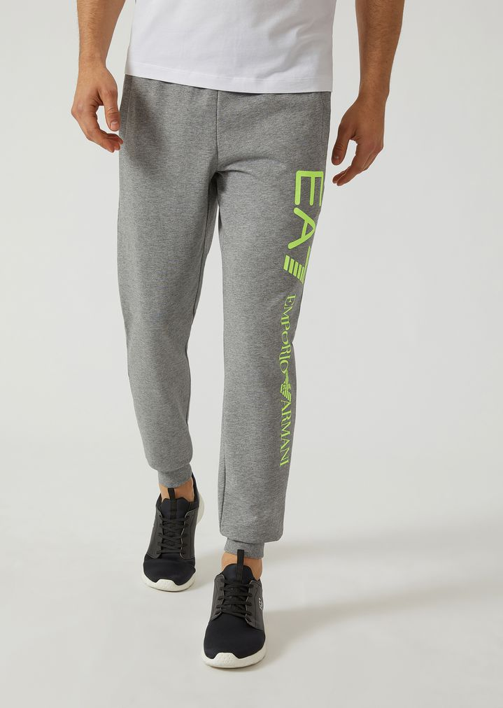 07e2b78da9c841 Sweatpants in fleece | Man | Ea7