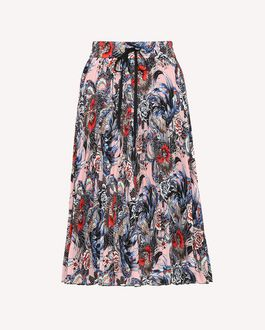 REDValentino Mini skirt Woman RR3MD00BYFU D05 a