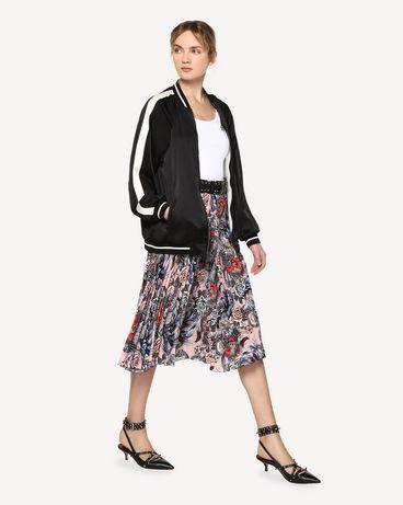 REDValentino RR0RAB25EIX GS7 Midi skirt Woman d