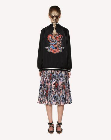 REDValentino RR0RAB25EIX GS7 Midi skirt Woman r