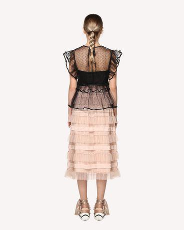 REDValentino RR0RA00DARM 377 Midi Skirt Woman r