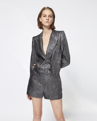 ISABEL MARANT JUMPSUIT Woman DERRON short suit r