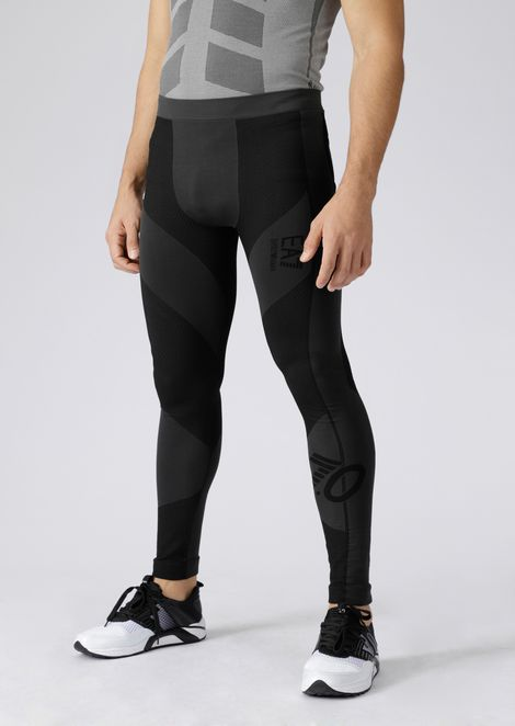 Train 7.0 stretch tech fabric leggings
