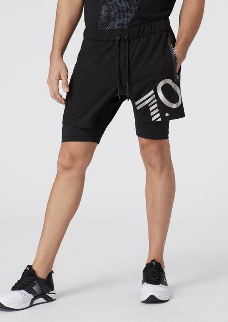 d8d9edc0c4 EA7 Bermuda Shorts Men | Emporio Armani