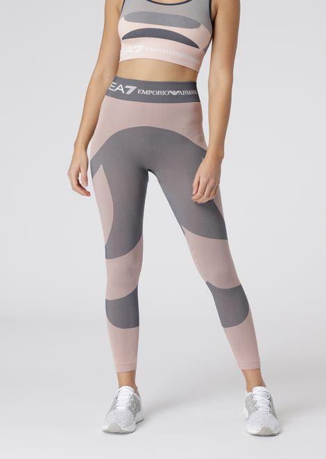 Leggings in tessuto stretch 7.0