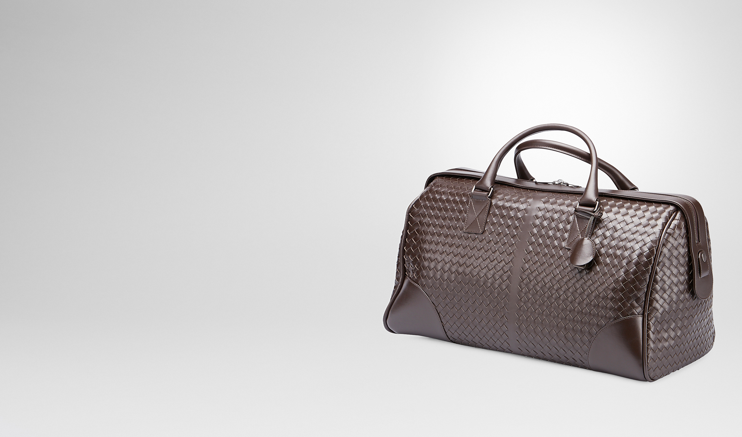 BOTTEGA VENETA Holiday or weekend bag E Intrecciato VN Medium Duffel pl