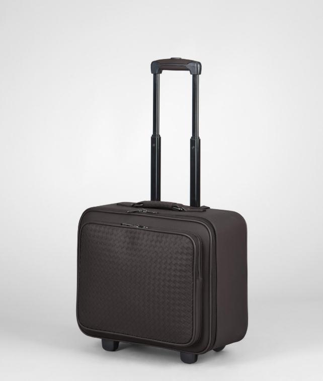 BOTTEGA VENETA Intrecciato VN Trolley Trolley and Carry-on bag E fp