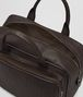 BOTTEGA VENETA BRIEFCASE IN EBANO INTRECCIATO VN Trolley and Carry-on bag E dp