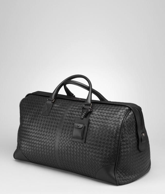 BOTTEGA VENETA Intrecciato VN Large Duffel Holiday or weekend bag E fp