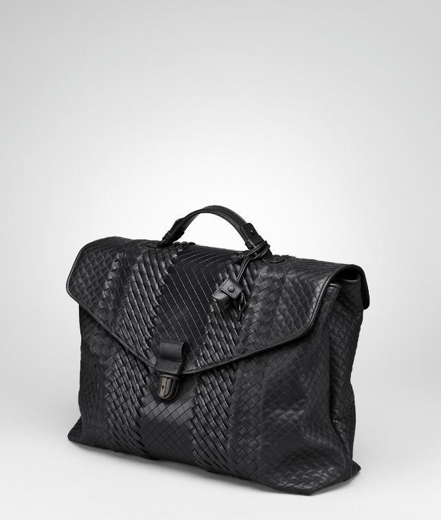 BOTTEGA VENETA Intreccio Imperatore Briefcase Business bag U fp