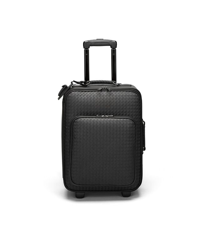 BOTTEGA VENETA Intrecciato VN Trolley Trolley and Carry-on bag E fp