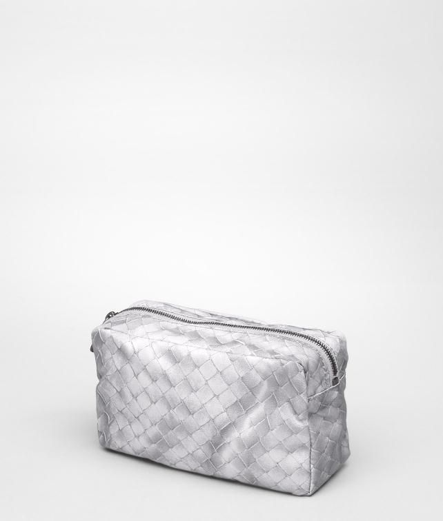 BOTTEGA VENETA Intrecciolusion Toiletry Case Cosmetic Case D fp
