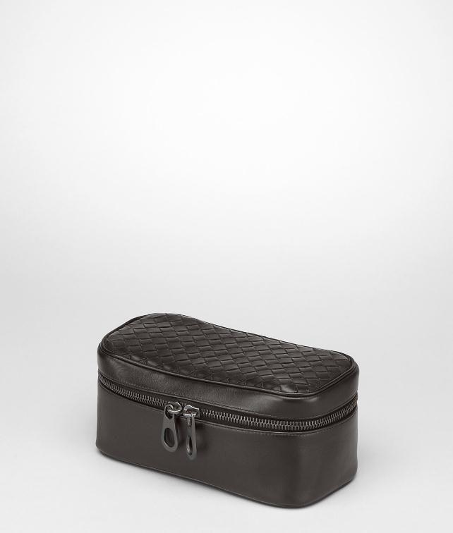 BOTTEGA VENETA Intrecciato VN Watch Case Travel Accessory E fp
