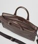 BOTTEGA VENETA BRIEFCASE IN MORO INTRECCIATO CALF Business bag Man dp