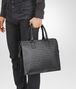 BOTTEGA VENETA NERO INTRECCIATO BRIEFCASE Business bag Man ap