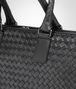 BOTTEGA VENETA BRIEFCASE IN NERO INTRECCIATO VN Business bag U ep