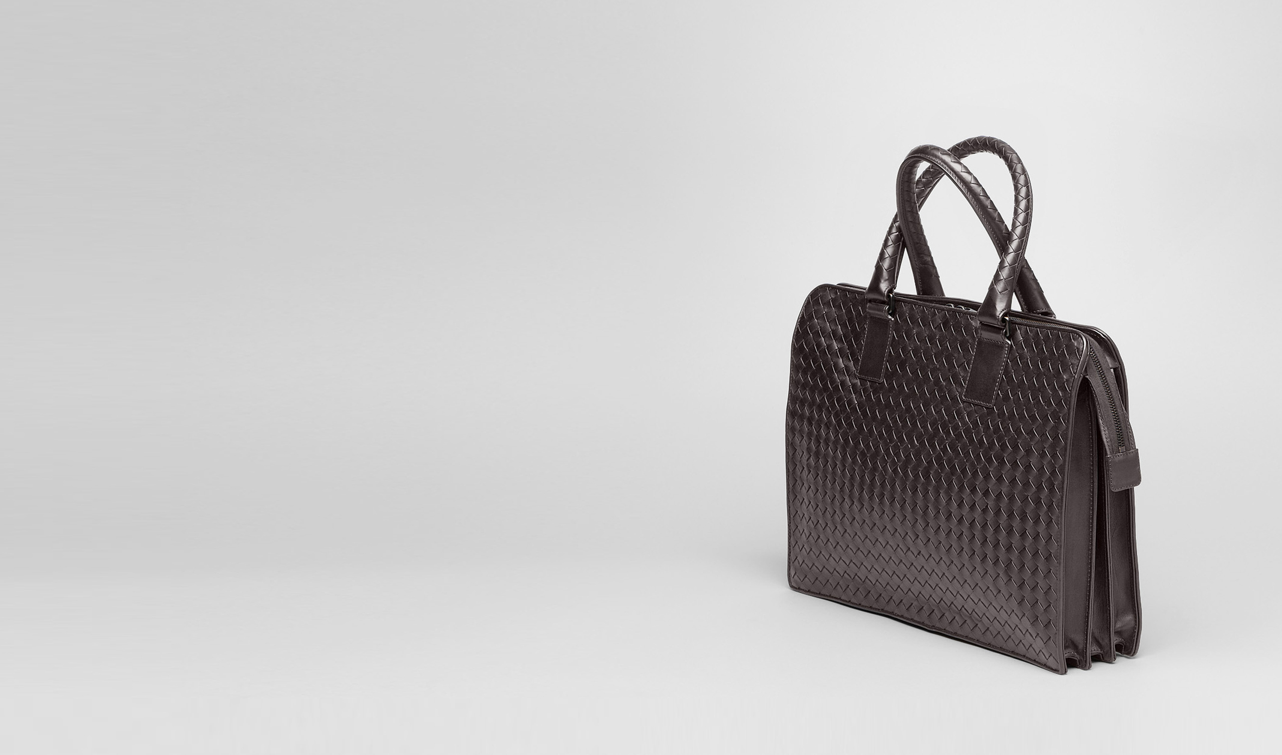 BOTTEGA VENETA Business bag U Ebano Intrecciato VN Briefcase pl