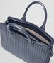 BOTTEGA VENETA BRIEFCASE IN LIGHT TOURMALINE INTRECCIATO VN Business bag Man dp