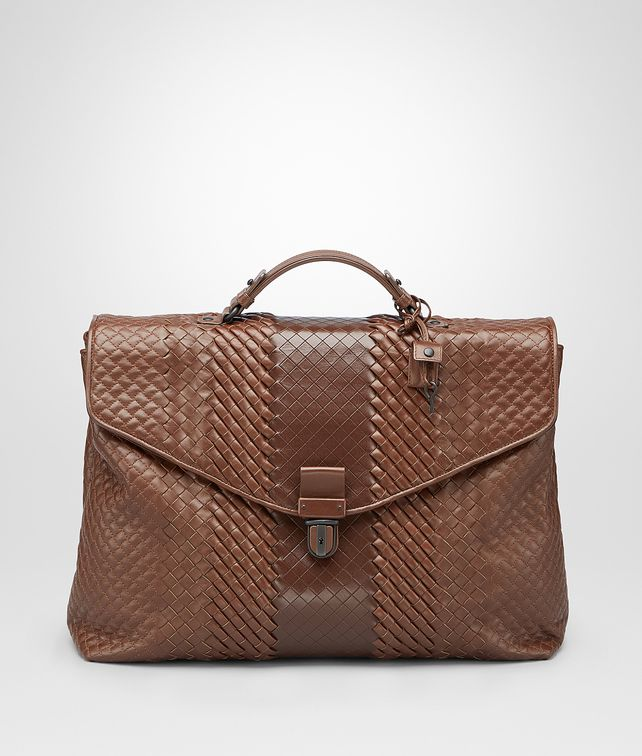 BOTTEGA VENETA Aktentasche Intreccio Imperatore Edoardo Business Tasche U fp