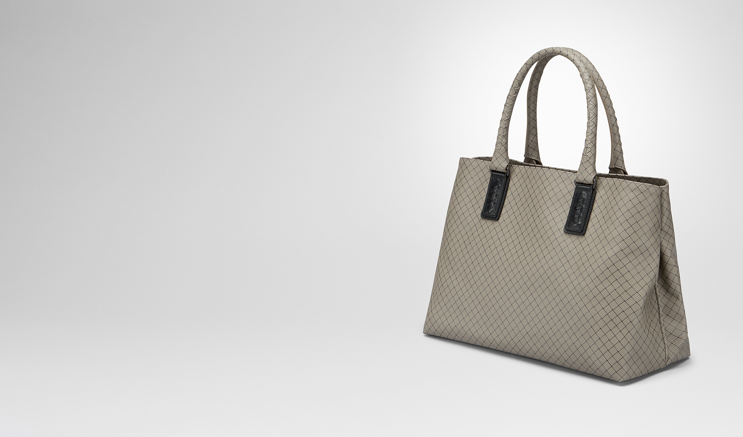 BOTTEGA VENETA Tote Bag U TOTE BAG IN SHADOW INTRECCIOJET pl