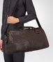BOTTEGA VENETA Ebano Intrecciato VN Medium Duffel Trolley and Carry-on bag E lp
