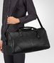 BOTTEGA VENETA MEDIUM DUFFEL BAG IN NERO INTRECCIATO VN Trolley and Carry-on bag E lp