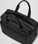 BOTTEGA VENETA TRAVEL BAG IN NERO INTRECCIATO VN Trolley and Carry-on bag E dp
