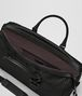 BOTTEGA VENETA LARGE DUFFEL BAG IN NERO INTRECCIATO VN Trolley and Carry-on bag E dp